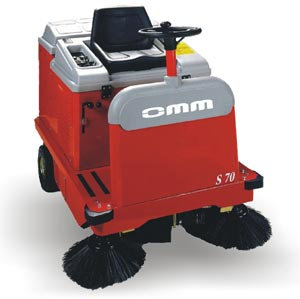 OMM Sweeper S70/H